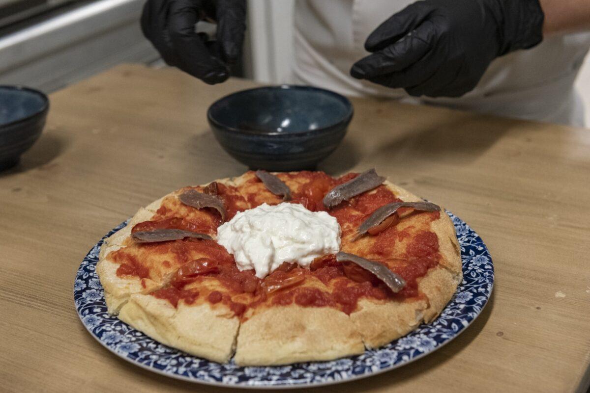 Pizza del Titta a casa tua